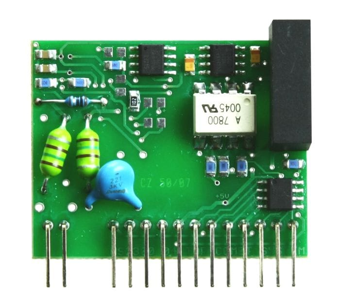 Qg Input Module For Datalogger Ms