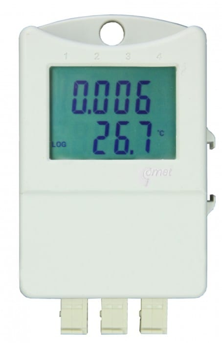 Data Logger Vdc : Three phase ac current data logger s comet system
