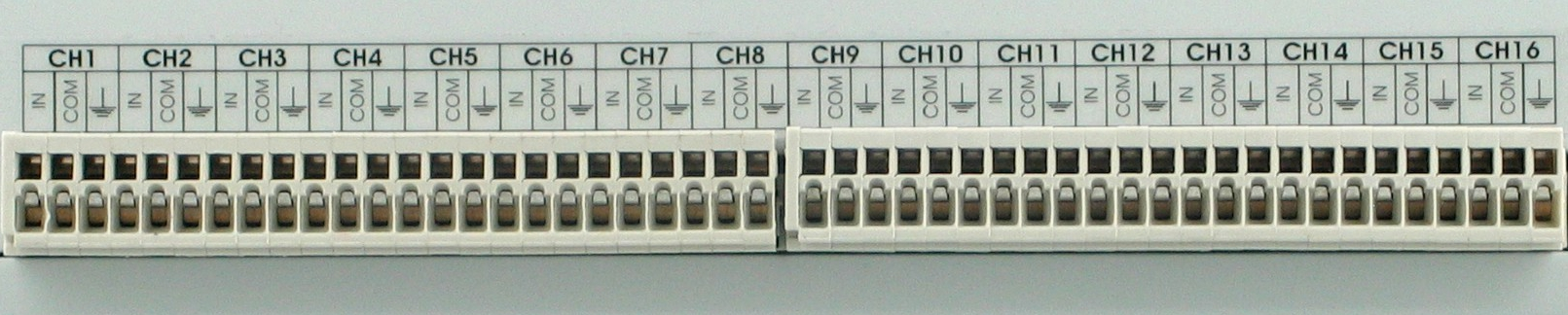 Monitoring system inputs