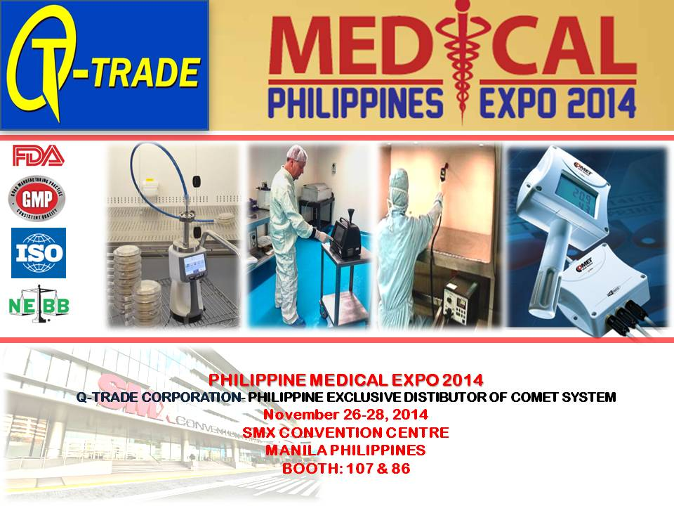 Medical Philippines Expo 2014