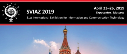 Come to visit COMET at SVIAZ 2019