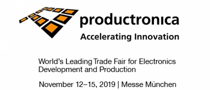 Come to visit COMET at Productronica 2019 in München