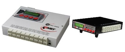 Universal Monitoring System MS6D, MS6R with Configurable Inputs