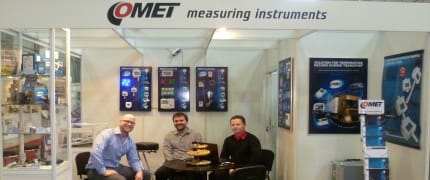 Thanks for your Visit - Sensor+Test 2012 - The Measurement Fair