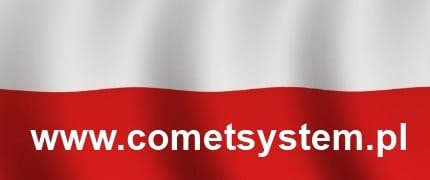 COMET website in Polish