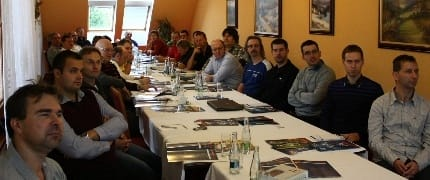 Thanks for participation in COMET training for Czech and Slovak partners