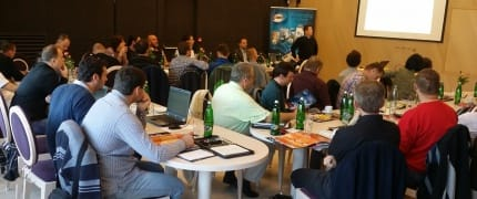 Thanks for participation in COMET training for Czech and Slovak customers
