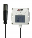 Web Sensor - remote thermometer hygrometer barometer with Ethernet interface, cable 1 meter