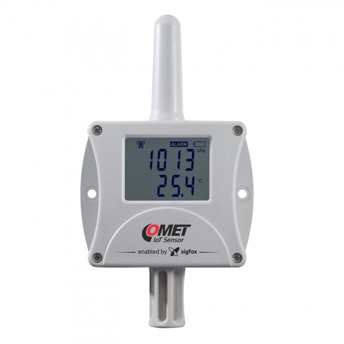 Wireless thermometer, hygrometer barometer, Sigfox IoT   COMET