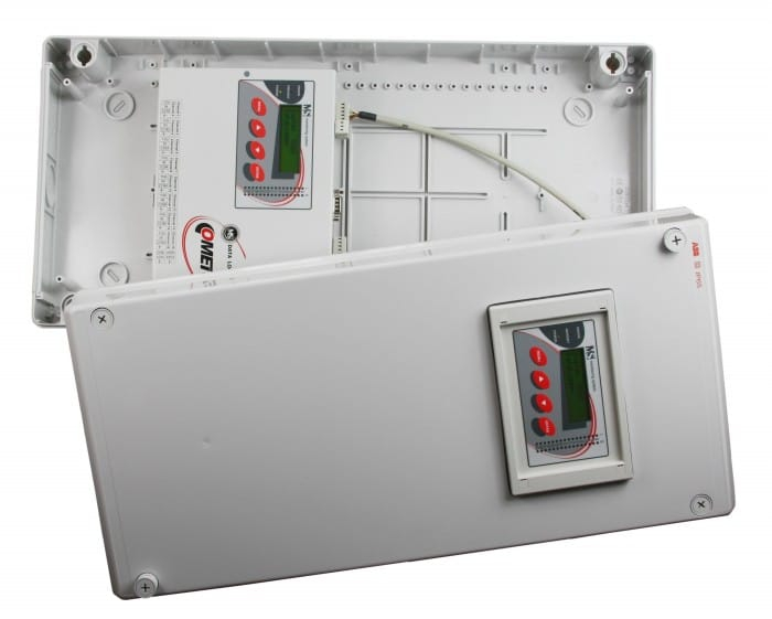 Sixteen channel data acquisition monitoring system MS6D