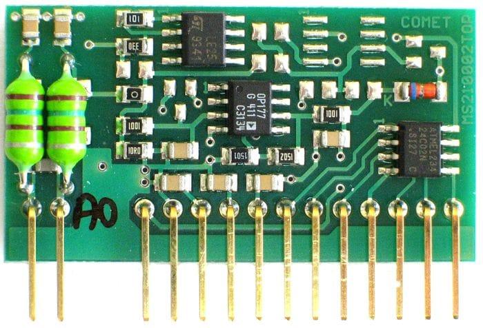K1 Input Module For Ms Datalogger Rtd Sensor Pt1000