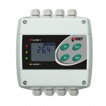 Temperature transmitter with RS485 output