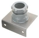 PP90 Right-angled stainless steel flange