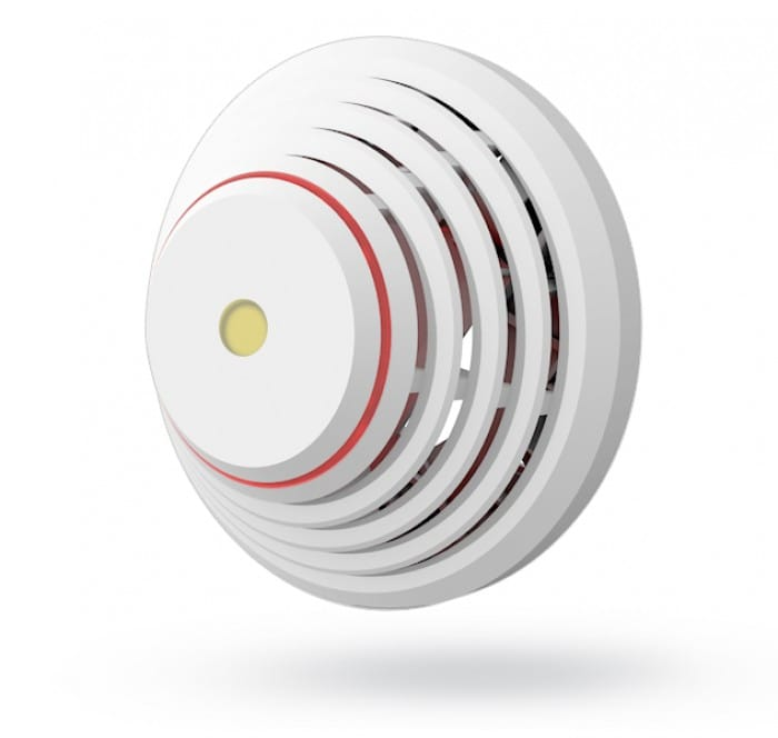 The Optical Smoke Detector Sd 283st Comet System S R O