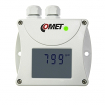 CO2 concentration transmitter with RS485 interface