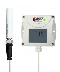 WebSensor - remote CO2 concentration with Ethernet interface