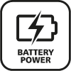 Battery power