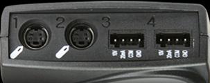 Multilogger M1322 inputs